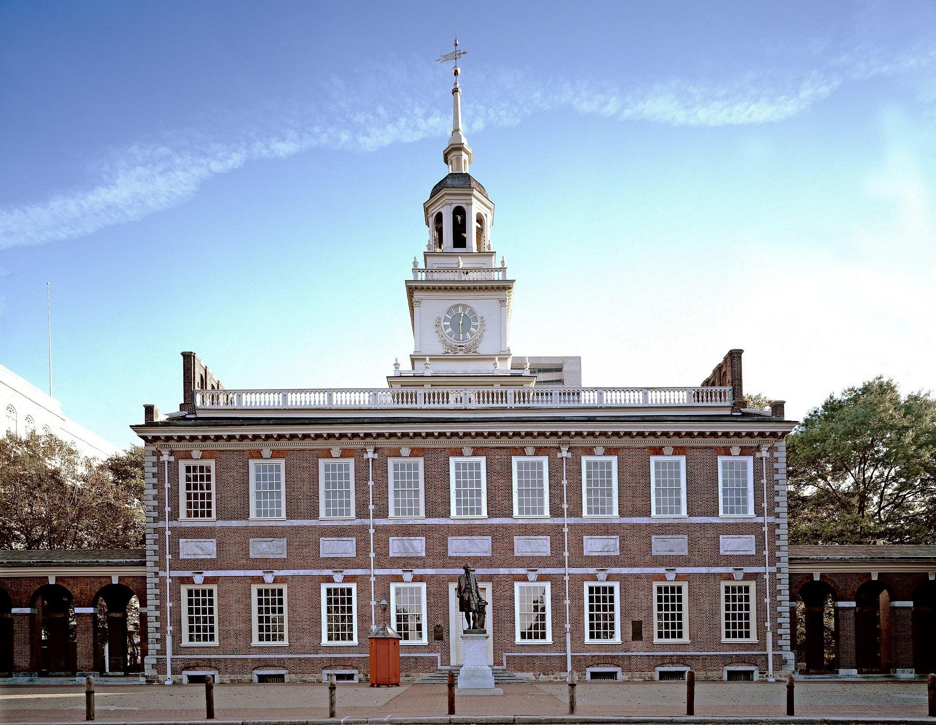 フィラデルフィア・独立記念館