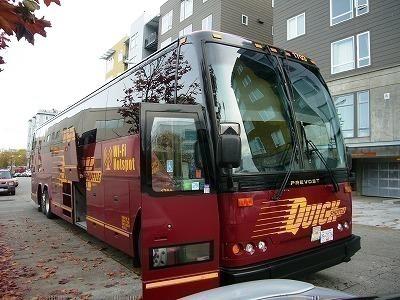 クイックシャトルバス