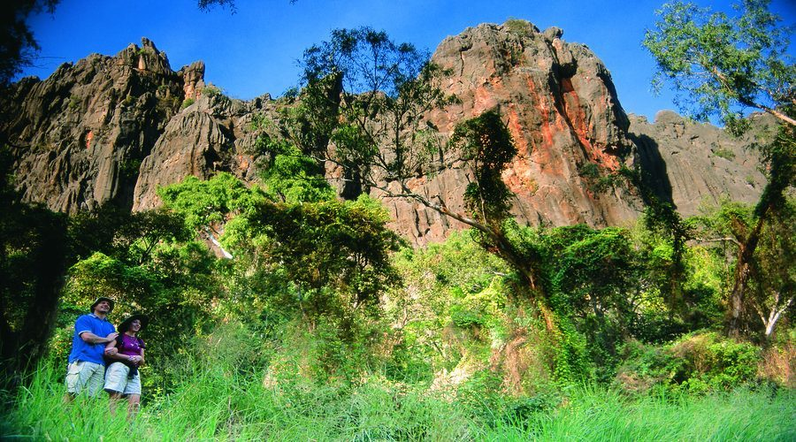 ウィンジャナ渓谷