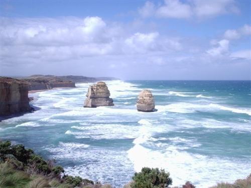 12使徒岩の素晴らしい景色