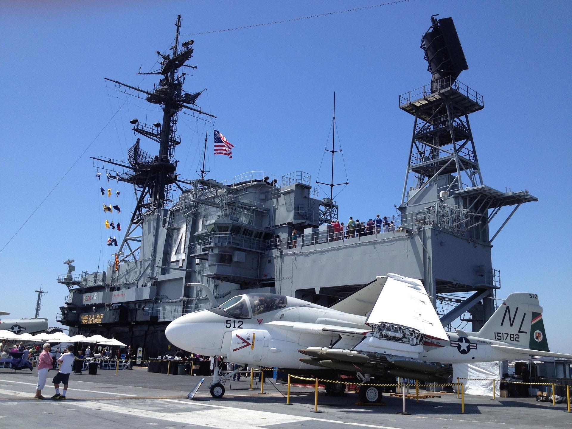 USS ミッドウェイ博物館