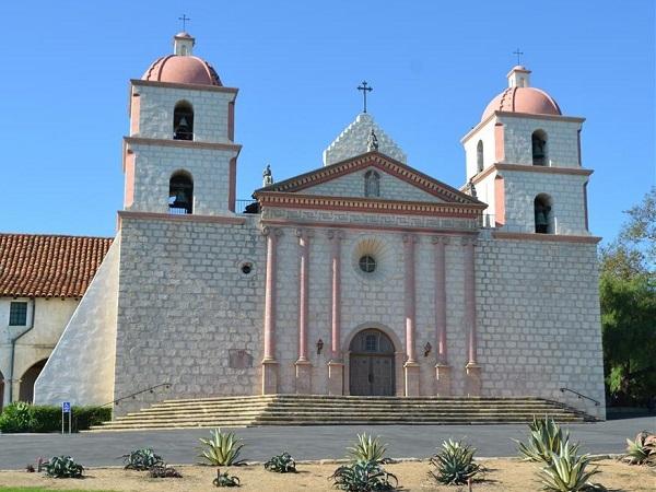 サンタバーバラ ミッション
