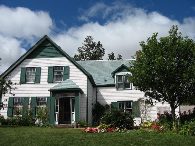 GREEN GABLE HOUSE