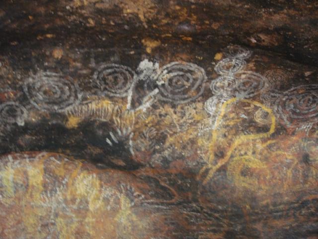 太古の壁画