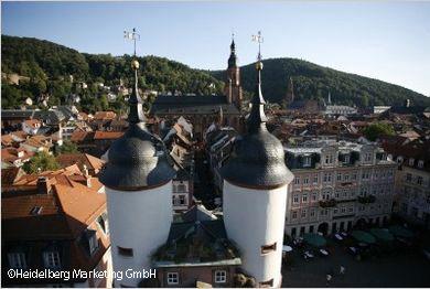 ドイツで最も美しい街へ