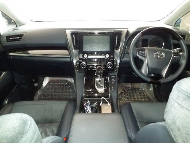 運転席イメージ