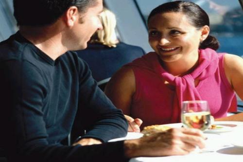 乗船後メイン料理をお選び頂けます