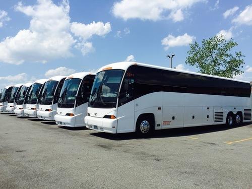 大型バス(54人乗り)