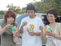 シェーブアイスはすっかり有名なハレイワのグルメ