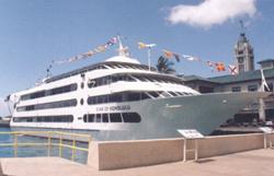 大型船スター・オブ・ホノルル号