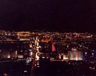 ストラトスフィアタワーからの眺め