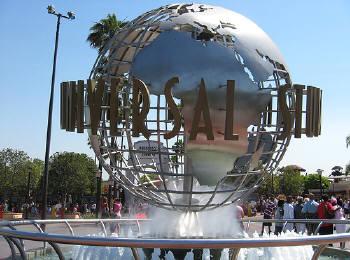 ユニバーサル・スタジオ・ハリウッド到着!