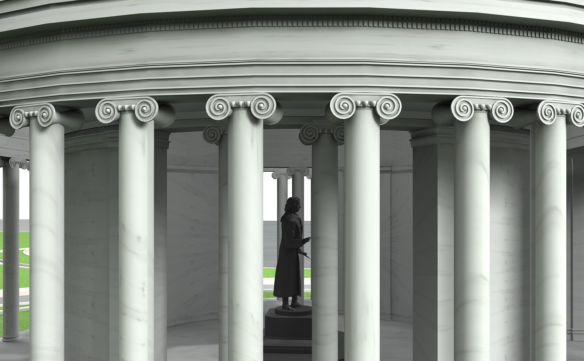 ジェファーソン記念堂