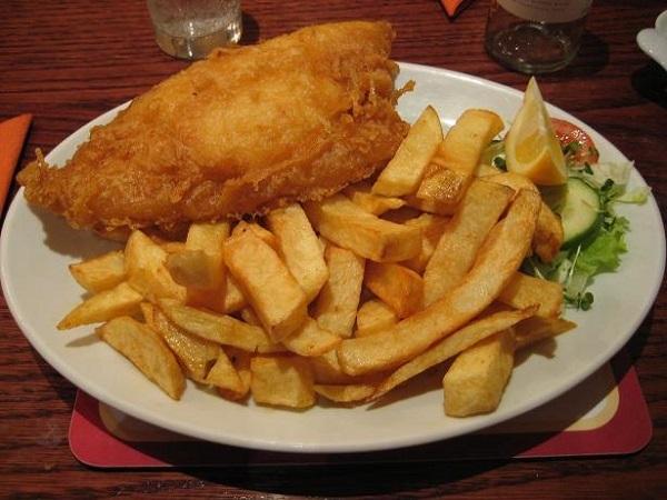 FISH & CHIPS イメージ
