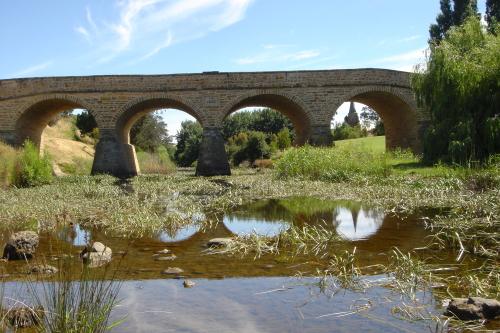 そしてオーストラリア最古の石橋リッチモンド・ブリッジ