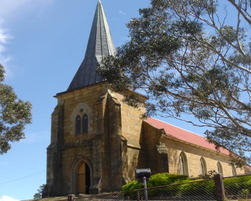 リッチモンド 教会