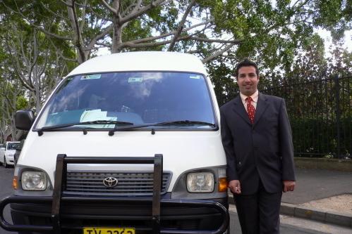 もちろんシドニー在住のドライバーガイドがローカル情報をご提供!!