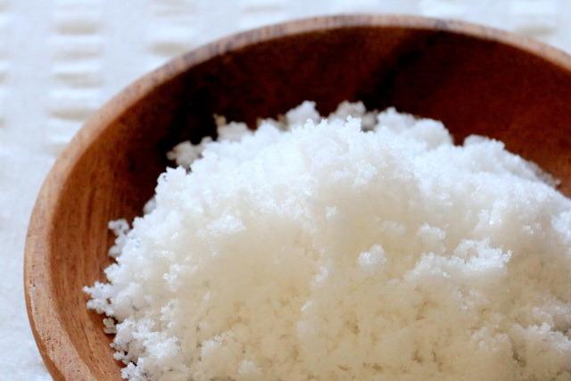 クサンバの天然塩