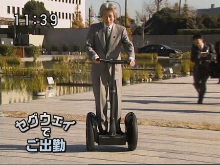 日本ではこの方も乗られてました