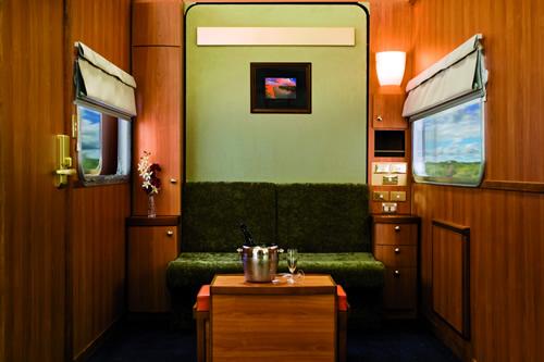 プラチナサービスの個室