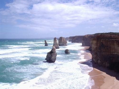 まさに絶景!12使徒の岩