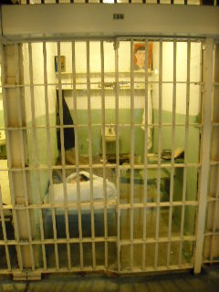 刑務所内 独房