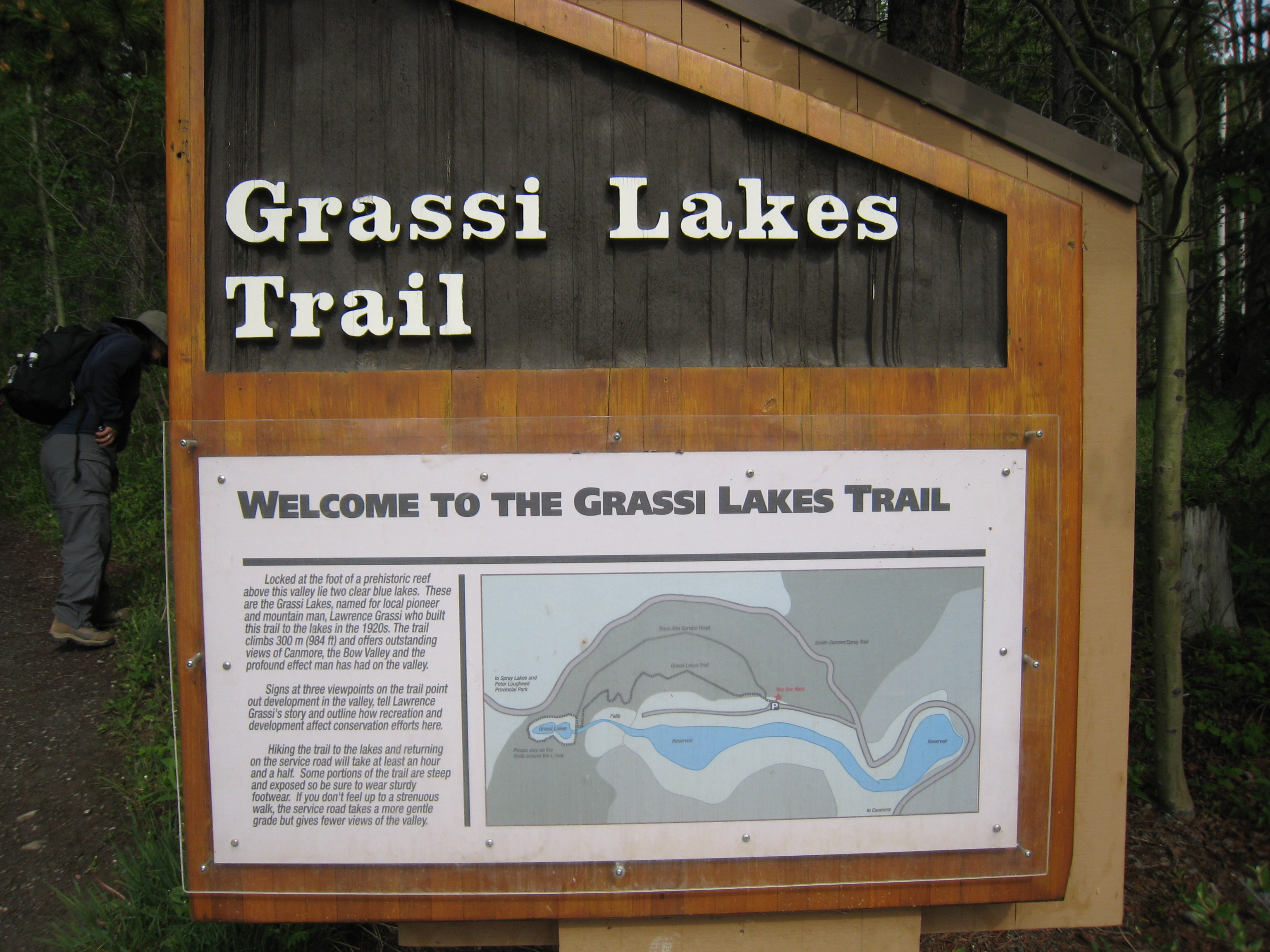 グラッシー湖