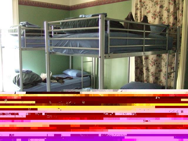 ストローンのホステルのドミトリー