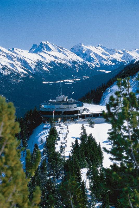 冬のサルファー山の景色もまた格別!