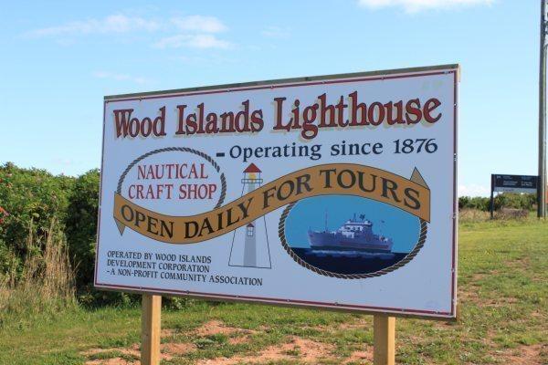 ウッドアイランド灯台はこちら