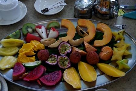 トロピカルフルーツワールド・季節のフルーツを試食!