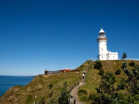 バイロンベイ岬灯台