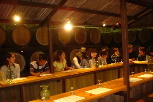 シドニーの北西約160キロにあるワインの産地