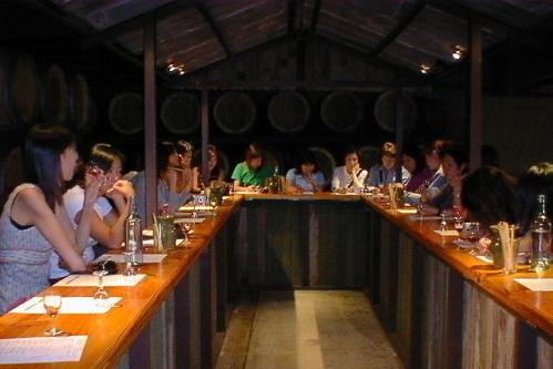 幅広い種類のワインを楽しめます
