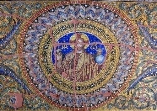 サンピエトロ寺院の内部装飾