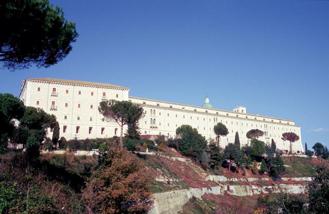 モンテカッシーノ修道院