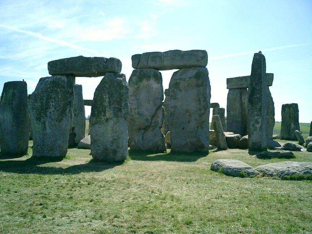 謎の巨石ストーンヘンジ