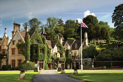 「ザ・マナーハウス・カッスルクーム/The Manor House Castle Combe」