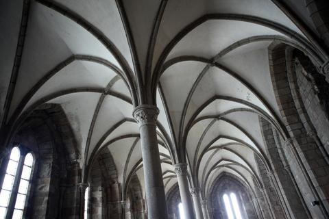 数世紀にわたって増改築が繰り返された
