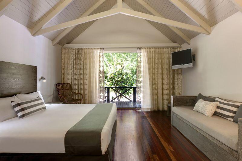 パームバンガローの客室