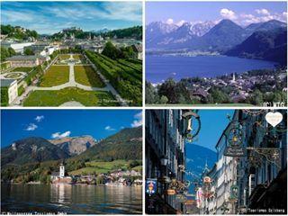 オーストリアの魅力が満載