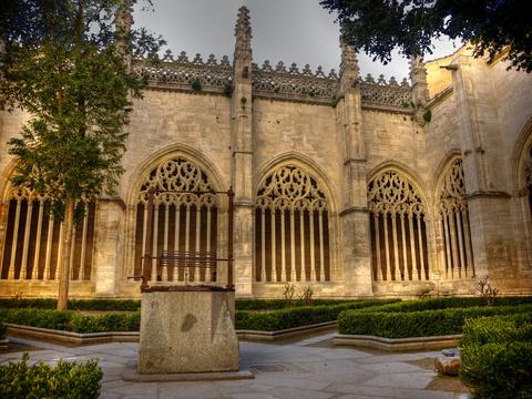 スペイン最後のゴシック建築 セゴビア カテドラル