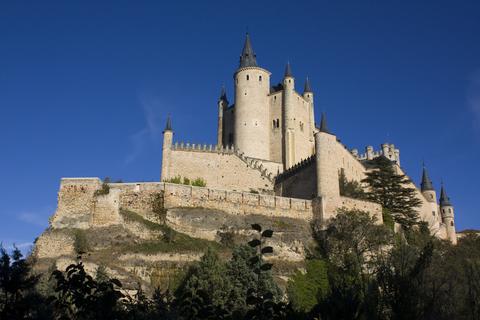 「白雪姫」の城のモデルになったアルカサル