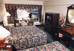オークスホテルのお部屋