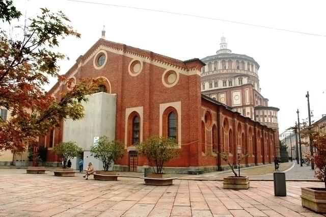 サンタ・マリア・デッレ・グラチィエ教会