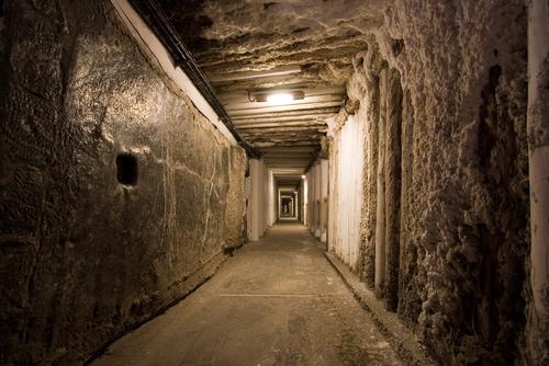 ヴィエリチカの坑道