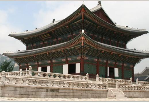 景福宮 -勤政殿