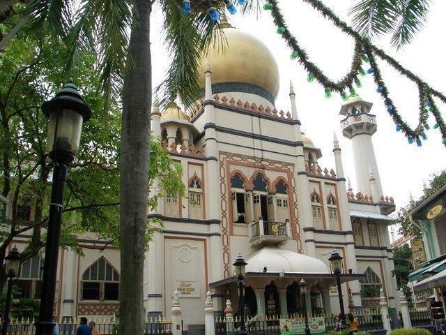 イスラム教のモスク