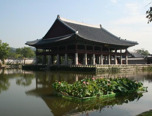 景福宮の慶会楼