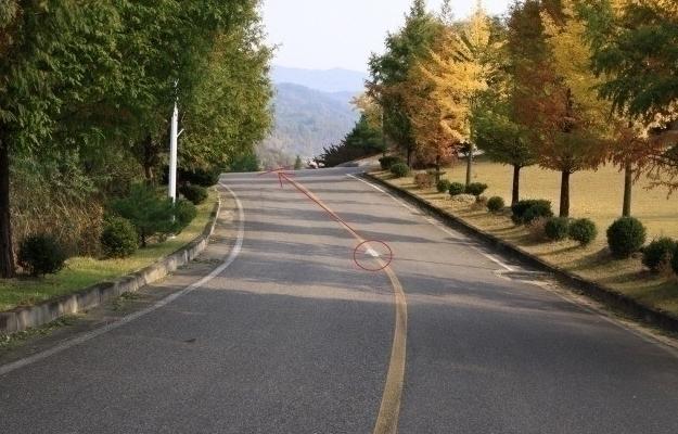 トケビ道路